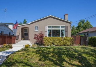 1204 Mills Ave Burlingame FRONT